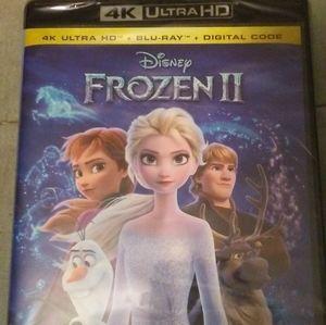 Frozen #2 in 4K